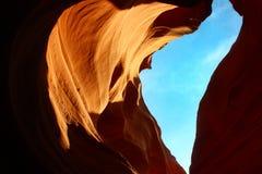 Overweldigend spel van Moederaard, Arizona Royalty-vrije Stock Fotografie