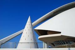 Overweldigende Moderne Architectuur 1 Royalty-vrije Stock Foto's
