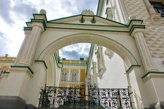 Overwelfde galerij in het Kremlin Stock Afbeelding