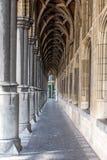 Overwelfde galerij in Mechelen België Stock Foto