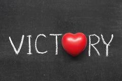 overwinning Royalty-vrije Stock Afbeeldingen