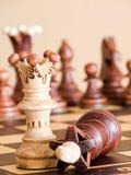 Overwinning Royalty-vrije Stock Foto's
