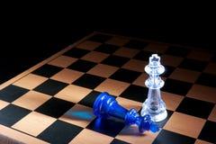 Overwinning en nederlaag Royalty-vrije Stock Afbeelding