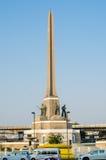 Overwinning monument Bangkok Royalty-vrije Stock Foto's