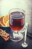 Overwogen wijn Royalty-vrije Stock Fotografie