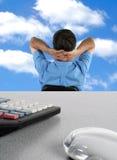 Overwork executive Stock Photos