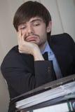 Overworked Imagem de Stock Royalty Free