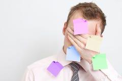 Overworked Imagem de Stock
