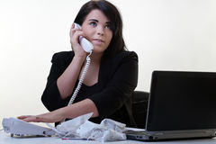 Overworked Stock Photography