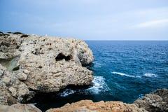 Overzees-berg Landschap stock foto's