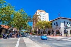Overzees Buggie in Santa Barbara stock fotografie