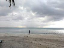 Overzees Caribi Royalty-vrije Stock Foto's