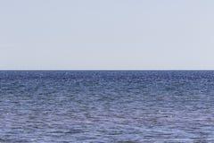 Overzees en Hemel, Hervey Bay, QLD royalty-vrije stock foto