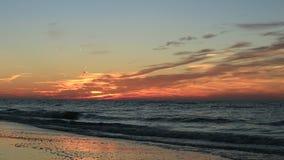 Overzees en strand stock videobeelden