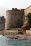 Overzees en toren Royalty-vrije Stock Foto