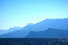 Overzees & landschap Stock Foto's