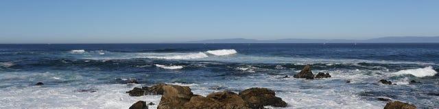 Overzees - oceaangolf royalty-vrije stock fotografie