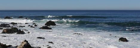 Overzees - oceaangolf royalty-vrije stock foto