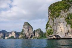 Overzees op Thailand Stock Afbeelding