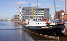 Overzees proef-Bremerhaven Royalty-vrije Stock Afbeelding