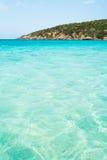 Overzees in Sardinige Royalty-vrije Stock Foto's
