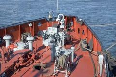 Overzees schip Stock Afbeeldingen