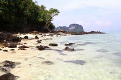 Overzees in Thailand Royalty-vrije Stock Afbeelding