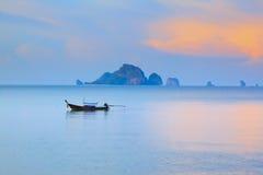 Overzees in Thailand Royalty-vrije Stock Afbeeldingen