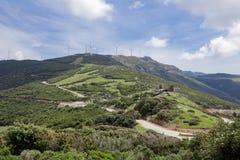 Overzees van Corsica Stock Fotografie