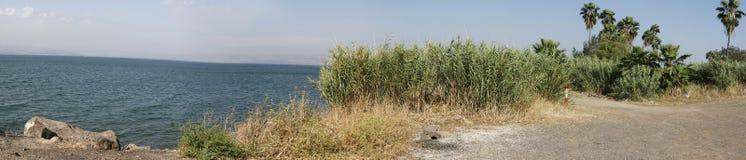 Overzees van Galilee Royalty-vrije Stock Foto's