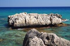 Overzees van Sardinige Royalty-vrije Stock Foto's