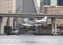 Overzees Vliegtuig Stock Afbeeldingen