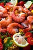 Overzees voedsel Royalty-vrije Stock Fotografie