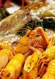 Overzees voedsel Stock Foto
