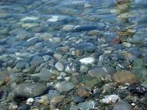 Overzees water Royalty-vrije Stock Afbeeldingen