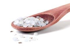 Overzees zout Royalty-vrije Stock Afbeeldingen