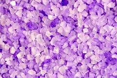 Overzees zout voor bad Royalty-vrije Stock Afbeeldingen
