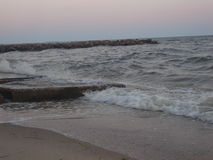 Overzeese †golven ‹â€ ‹ Royalty-vrije Stock Afbeelding