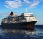 Overzeese cruisevoering Royalty-vrije Stock Foto's