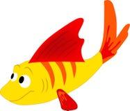 Overzeese inwonersvissen Stock Afbeelding