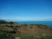 Overzeese landschappen… stock foto
