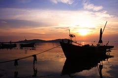 Overzeese oceaan Stock Foto