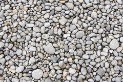 Overzeese Stenen kiezelstenen Zegel met een zeevaartthema De achtergrond van de textuuraard van overzeese kiezelstenen royalty-vrije stock afbeeldingen