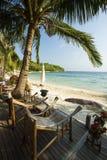 Overzeese Strand en Vakantie in Eiland Munklang Royalty-vrije Stock Fotografie