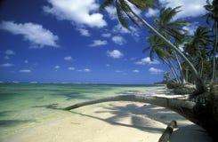 OVERZEESE VAN AMERIKA CARIBBIAN DOMINICAANSE REPUBLIEK Royalty-vrije Stock Fotografie