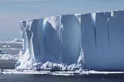 Overzeese van Antarctica Weddell Ijsberg Royalty-vrije Stock Fotografie