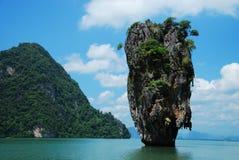 Overzeese van Thailand achtergrond Royalty-vrije Stock Fotografie