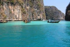 Overzeese van Thailand Krabi Eilandenreis royalty-vrije stock foto
