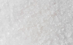 Overzeese zoute macro Stock Afbeeldingen