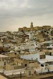 Overzicht van sousse (Tunesië) Stock Afbeeldingen